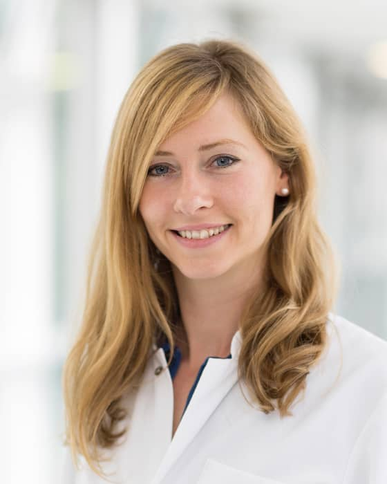 Neues Teammitglied Dr. Nicole Haas